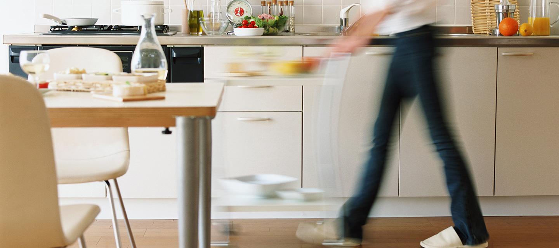 キッチンの抗菌対策
